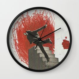 Neant Wall Clock