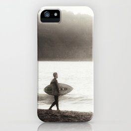 SF Surfer iPhone Case