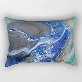 WATERSPOUTS Rectangular Pillow