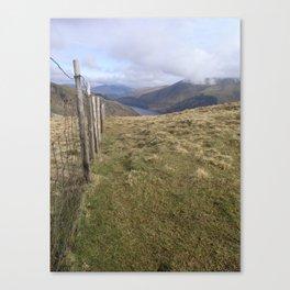 Thirlmere Canvas Print
