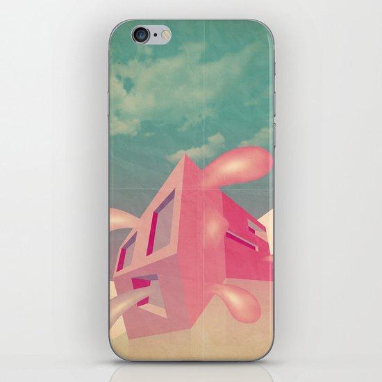 a r c h i t e t t u r a i m p a z z i t a iPhone & iPod Skin