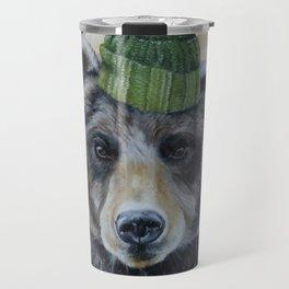 bearly warm Travel Mug