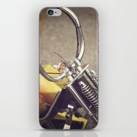 moto iPhone & iPod Skins featuring Moto by CMcDonald