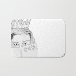 Magazine Queen  Bath Mat