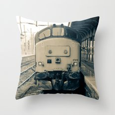 37419 at Norwich Throw Pillow