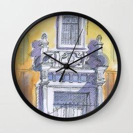 portico Wall Clock