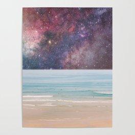 Cosmic Ocean Poster