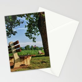 Sacred Great American Sycamore by Ted Van Pelt Stationery Cards