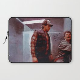 Seabass And Manly Love - Dumb And Dumber Laptop Sleeve