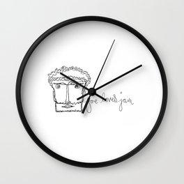 joe loves java Wall Clock