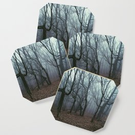 Foggy Max Patch Woods Coaster