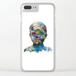 Boy Original Clear iPhone Case