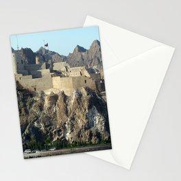 Al Mirani Fort Mutrah Oman Stationery Cards