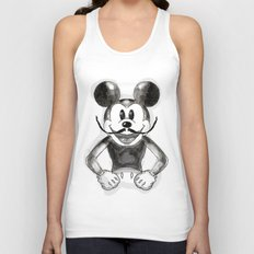 Hey Mickey Unisex Tank Top