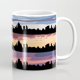 Equinox Sunsets (London Sunsets 01-06) Coffee Mug