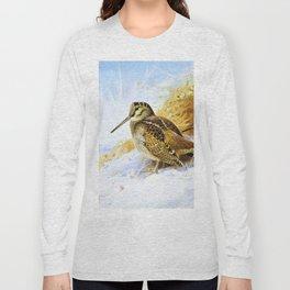 Winter Woodcock - Digital Remastered Edition Long Sleeve T-shirt