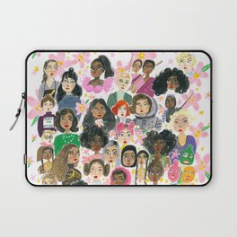 Women of the world Laptop Sleeve