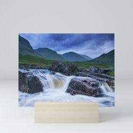 Glorious Glen Etive Mini Art Print