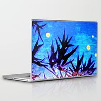 firefly Laptop & iPad Skins featuring Firefly by Puttha Rayan Ali