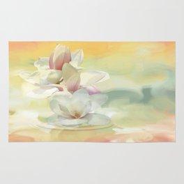 Magnolienblüten Rug