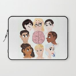 The Cluster Laptop Sleeve