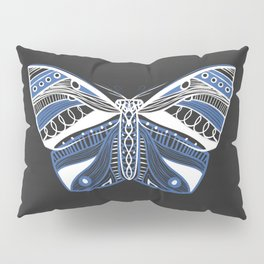 Lace Moth Pillow Sham