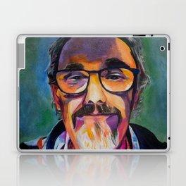 Portrait of the Artist Smirking Laptop & iPad Skin