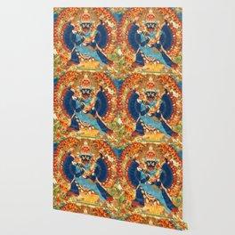 Tantric Buddhist Vajrabhairava Deity 1 Wallpaper