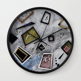 Birth: Towards New Beginnings Wall Clock