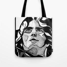 Mann Portrait  Tote Bag