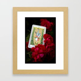 The Hanged Man Framed Art Print