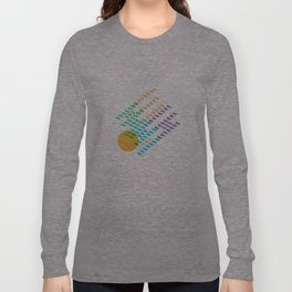 """""""Washed Out"""" Long Sleeve T-shirt"""