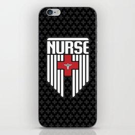Nurse Shield iPhone Skin