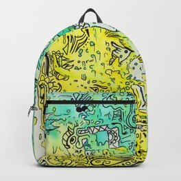 Water color 1 Backpack
