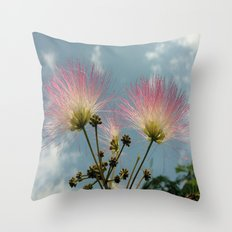 Heaven Knows! Throw Pillow