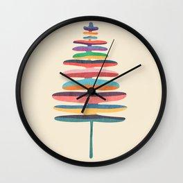 Joy Fern Wall Clock
