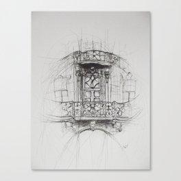 uu Canvas Print