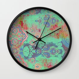 Tracy Porter / Poetic Wanderlust: You. Me. Oui. Wall Clock