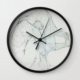 Line2 Wall Clock