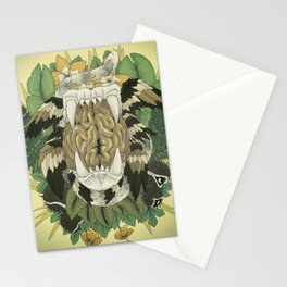 The Island of Dr. Moreau Stationery Cards