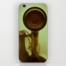 Can you hear me now? iPhone Skin
