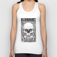 illuminati Tank Tops featuring Illuminati by Tshirt-Factory