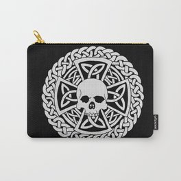 Skull Cross Carry-All Pouch