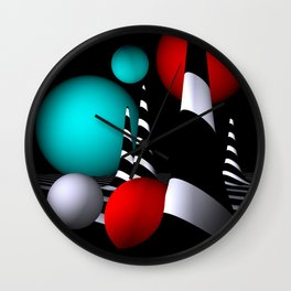 opart -64- Wall Clock