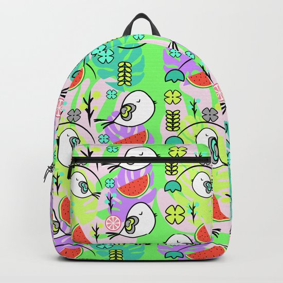 Summer party Backpack
