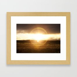 Moments Framed Art Print