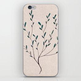 Growing iPhone Skin