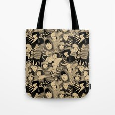 Tribute to Madge Gill - Outsider Artists Tote Bag