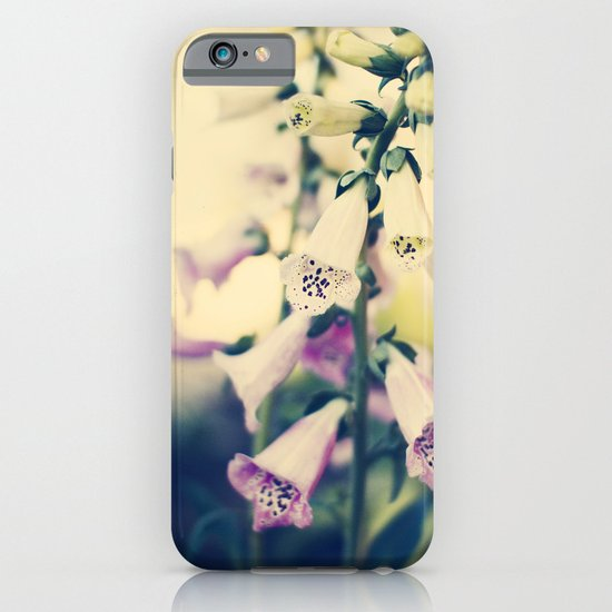 bell flowers iPhone & iPod Case