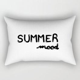 Summer Mood ! Rectangular Pillow